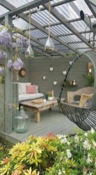 Fabulous DIY Projects To Make Small Backyard More Cozy 19
