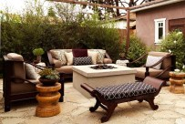 Fabulous DIY Projects To Make Small Backyard More Cozy 30