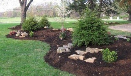 Most Amazing Side Yard Landscaping Ideas to Beautify Your Garden 18
