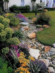 Most Amazing Side Yard Landscaping Ideas to Beautify Your Garden 19