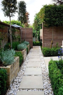 Most Amazing Side Yard Landscaping Ideas to Beautify Your Garden 23