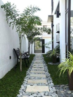 Most Amazing Side Yard Landscaping Ideas to Beautify Your Garden 45