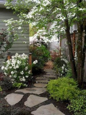 Most Amazing Side Yard Landscaping Ideas to Beautify Your Garden 51