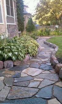 Most Amazing Side Yard Landscaping Ideas to Beautify Your Garden 56