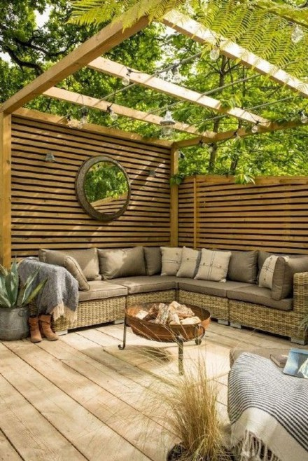 Perfect Patio Ideas You Can Try 17