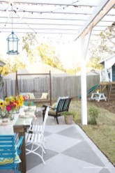 Perfect Patio Ideas You Can Try 44