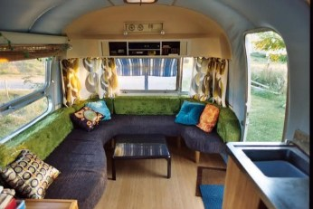 Perfect Travel Trailer Decorating To Make Your Trip Enjoyable 08