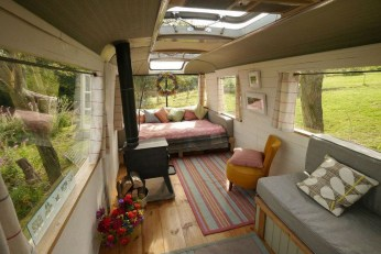 Perfect Travel Trailer Decorating To Make Your Trip Enjoyable 12