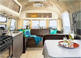Perfect Travel Trailer Decorating To Make Your Trip Enjoyable 27