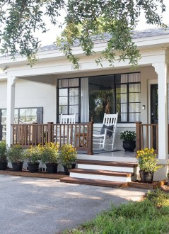 Porch Modern Farmhouse a Should You Try12
