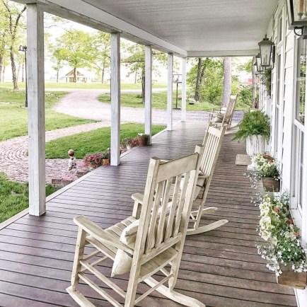 Porch Modern Farmhouse a Should You Try24