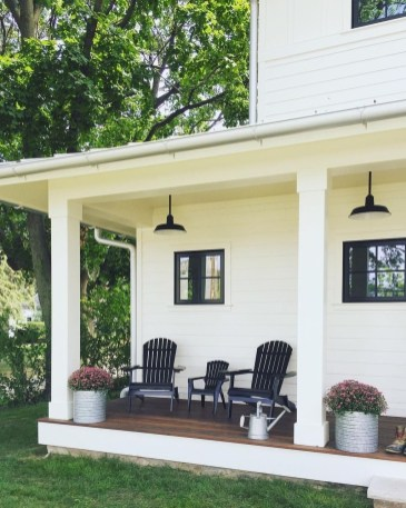 Porch Modern Farmhouse a Should You Try25