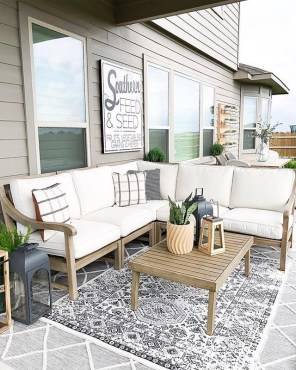 Porch Modern Farmhouse a Should You Try40