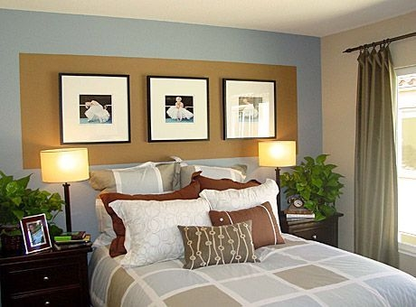 Simple And Memorable Photo Frame Decoration on Your Bedroom Wall 39
