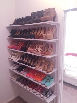 Simple and Cheap DIY Ideas to Organize Shoes That You Must Try 02