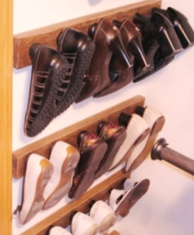 Simple and Cheap DIY Ideas to Organize Shoes That You Must Try 05