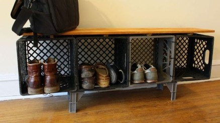 Simple and Cheap DIY Ideas to Organize Shoes That You Must Try 11