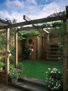 Smart DIY Backyard Ideas and Projects 20