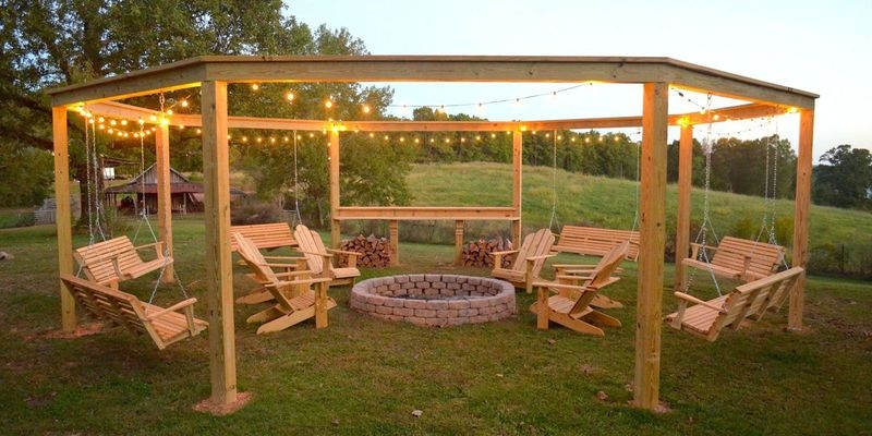 Smart DIY Backyard Ideas and Projects 40