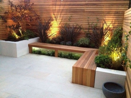 The Design of a Small, Simple Backyard You Must Have 03