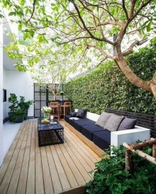 The Design of a Small, Simple Backyard You Must Have 28