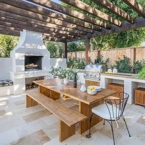 Awesome Outdoor Rooms Designed as Comfortable as Possible for You 01