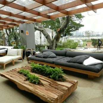 Awesome Outdoor Rooms Designed as Comfortable as Possible for You 07