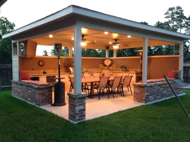 Awesome Outdoor Rooms Designed as Comfortable as Possible for You 10