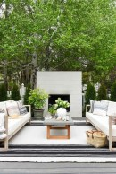 Awesome Outdoor Rooms Designed as Comfortable as Possible for You 22