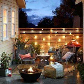 Awesome Outdoor Rooms Designed as Comfortable as Possible for You 26
