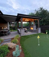 Awesome Outdoor Rooms Designed as Comfortable as Possible for You 43