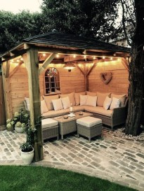 Awesome Outdoor Rooms Designed as Comfortable as Possible for You 46