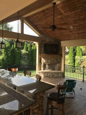 Awesome Outdoor Rooms Designed as Comfortable as Possible for You 55