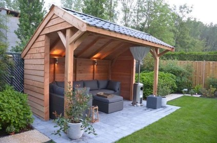 Best Backyard Patio Designs and Projects On a Budget 12
