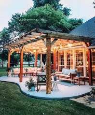 Best Backyard Patio Designs and Projects On a Budget 14