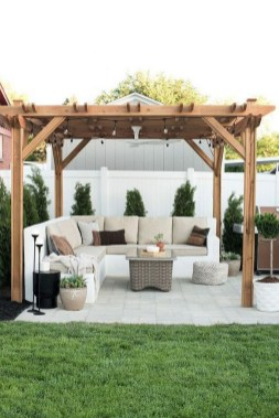 Best Backyard Patio Designs and Projects On a Budget 18