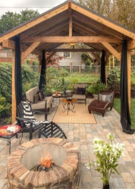 Best Backyard Patio Designs and Projects On a Budget 19