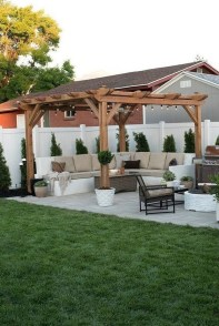 Best Backyard Patio Designs and Projects On a Budget 24