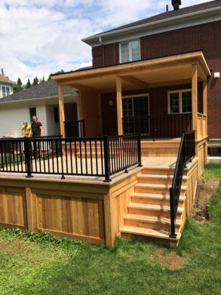 Best Backyard Patio Designs and Projects On a Budget 27