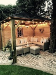 Best Backyard Patio Designs and Projects On a Budget 33