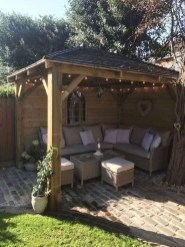 Best Backyard Patio Designs and Projects On a Budget 35