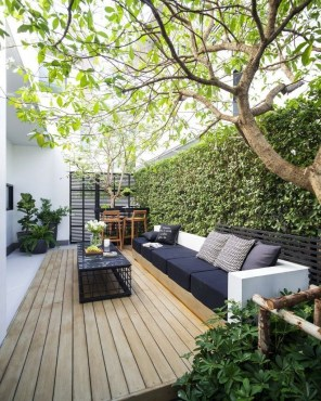 Best Backyard Patio Designs and Projects On a Budget 38