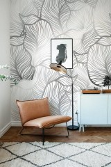 Best Wallpaper Decoration Designs to Enhance Your Family Room 02