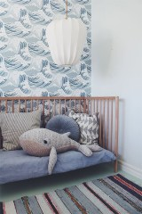 Best Wallpaper Decoration Designs to Enhance Your Family Room 03