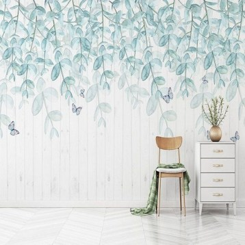 Best Wallpaper Decoration Designs to Enhance Your Family Room 10