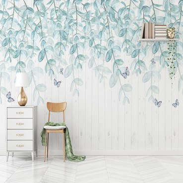 Best Wallpaper Decoration Designs to Enhance Your Family Room 17