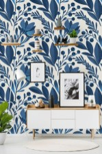 Best Wallpaper Decoration Designs to Enhance Your Family Room 18