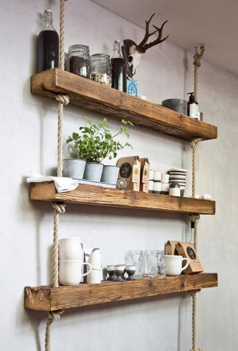 Cool Interior Design DIY Pallet to Beautify Wall Hangings of your Home 08