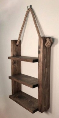 Cool Interior Design DIY Pallet to Beautify Wall Hangings of your Home 48