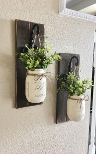 Cool Interior Design DIY Pallet to Beautify Wall Hangings of your Home 50
